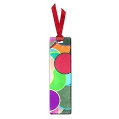 Dots Circles Colorful Unique Small Book Marks