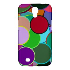 Dots Circles Colorful Unique Samsung Galaxy Mega 6.3  I9200 Hardshell Case