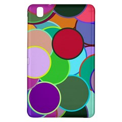 Dots Circles Colorful Unique Samsung Galaxy Tab Pro 8.4 Hardshell Case