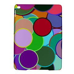 Dots Circles Colorful Unique iPad Air 2 Hardshell Cases