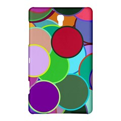 Dots Circles Colorful Unique Samsung Galaxy Tab S (8.4 ) Hardshell Case