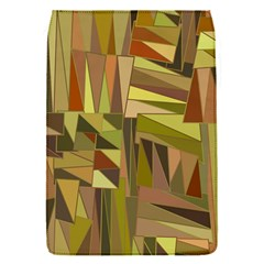 Earth Tones Geometric Shapes Unique Flap Covers (s)