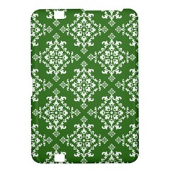 St Patrick S Day Damask Vintage Green Background Pattern Kindle Fire HD 8.9