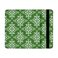 St Patrick S Day Damask Vintage Green Background Pattern Samsung Galaxy Tab Pro 8.4  Flip Case