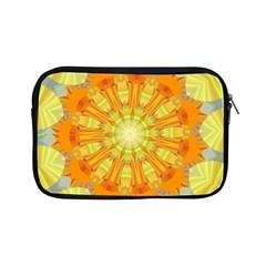Sunshine Sunny Sun Abstract Yellow Apple iPad Mini Zipper Cases
