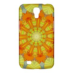 Sunshine Sunny Sun Abstract Yellow Samsung Galaxy Mega 6.3  I9200 Hardshell Case