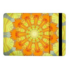 Sunshine Sunny Sun Abstract Yellow Samsung Galaxy Tab Pro 10.1  Flip Case