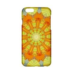 Sunshine Sunny Sun Abstract Yellow Apple Iphone 6/6s Hardshell Case