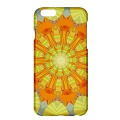 Sunshine Sunny Sun Abstract Yellow Apple Iphone 6 Plus/6s Plus Hardshell Case