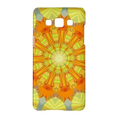 Sunshine Sunny Sun Abstract Yellow Samsung Galaxy A5 Hardshell Case