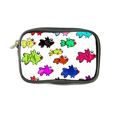 Fishes Marine Life Swimming Water Coin Purse