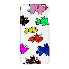 Fishes Marine Life Swimming Water Apple iPod Touch 5 Hardshell Case