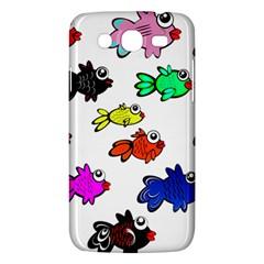 Fishes Marine Life Swimming Water Samsung Galaxy Mega 5.8 I9152 Hardshell Case