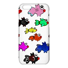 Fishes Marine Life Swimming Water iPhone 6/6S TPU Case