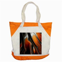 Fractal Structure Mathematics Accent Tote Bag