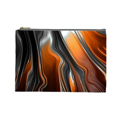 Fractal Structure Mathematics Cosmetic Bag (Large)