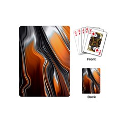 Fractal Structure Mathematics Playing Cards (Mini)