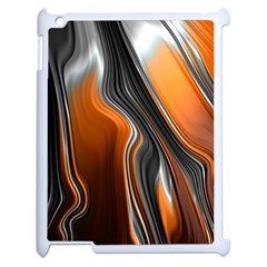 Fractal Structure Mathematics Apple Ipad 2 Case (white)