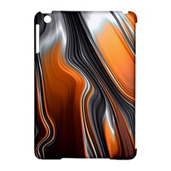 Fractal Structure Mathematics Apple iPad Mini Hardshell Case (Compatible with Smart Cover)
