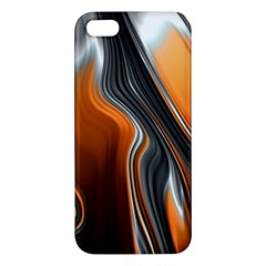 Fractal Structure Mathematics Apple iPhone 5 Premium Hardshell Case