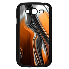 Fractal Structure Mathematics Samsung Galaxy Grand Duos I9082 Case (black)