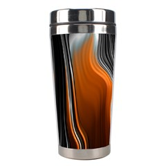 Fractal Structure Mathematics Stainless Steel Travel Tumblers