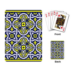Tiles Panel Decorative Decoration Playing Card