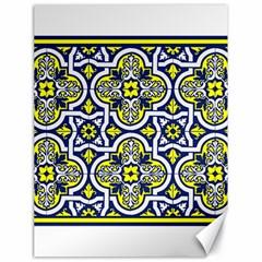 Tiles Panel Decorative Decoration Canvas 18  x 24