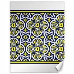 Tiles Panel Decorative Decoration Canvas 36  X 48