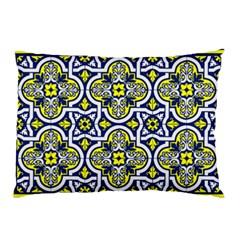 Tiles Panel Decorative Decoration Pillow Case