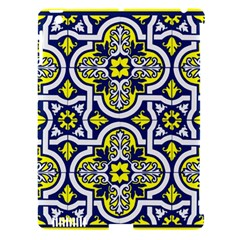 Tiles Panel Decorative Decoration Apple iPad 3/4 Hardshell Case (Compatible with Smart Cover)