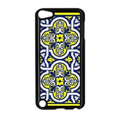 Tiles Panel Decorative Decoration Apple iPod Touch 5 Case (Black)