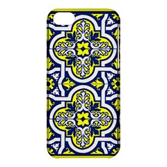 Tiles Panel Decorative Decoration Apple Iphone 5c Hardshell Case