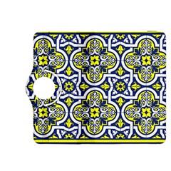 Tiles Panel Decorative Decoration Kindle Fire HDX 8.9  Flip 360 Case