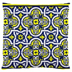 Tiles Panel Decorative Decoration Standard Flano Cushion Case (One Side)