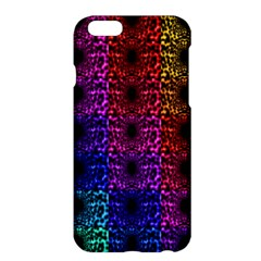 Rainbow Grid Form Abstract Apple iPhone 6 Plus/6S Plus Hardshell Case