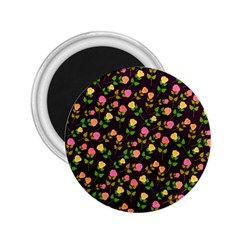 Flowers Roses Floral Flowery 2 25  Magnets