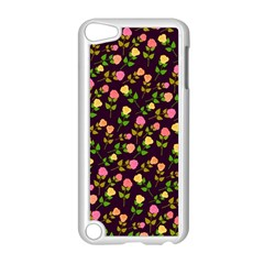 Flowers Roses Floral Flowery Apple iPod Touch 5 Case (White)