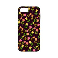 Flowers Roses Floral Flowery Apple iPhone 5 Classic Hardshell Case (PC+Silicone)