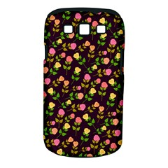 Flowers Roses Floral Flowery Samsung Galaxy S III Classic Hardshell Case (PC+Silicone)