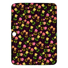 Flowers Roses Floral Flowery Samsung Galaxy Tab 3 (10.1 ) P5200 Hardshell Case