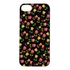 Flowers Roses Floral Flowery Apple iPhone 5S/ SE Hardshell Case