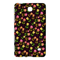 Flowers Roses Floral Flowery Samsung Galaxy Tab 4 (7 ) Hardshell Case