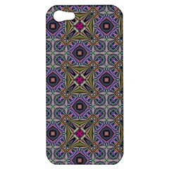 Vintage Abstract Unique Original Apple iPhone 5 Hardshell Case