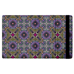Vintage Abstract Unique Original Apple Ipad 2 Flip Case