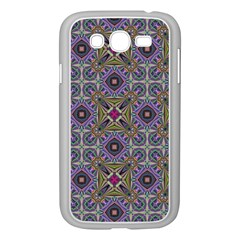 Vintage Abstract Unique Original Samsung Galaxy Grand DUOS I9082 Case (White)
