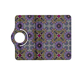 Vintage Abstract Unique Original Kindle Fire Hd (2013) Flip 360 Case