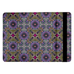 Vintage Abstract Unique Original Samsung Galaxy Tab Pro 12.2  Flip Case