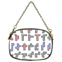 Hexominos Chain Purses (One Side)