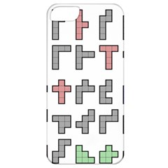 Hexominos Apple Iphone 5 Classic Hardshell Case